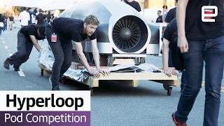 Download Hyperloop Pod Competition Video
