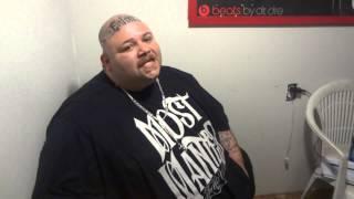 Download Dmindz and Biggie workin in the studio - oxnard Video