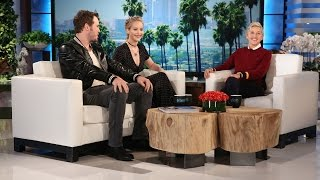Download Jennifer Lawrence and Chris Pratt's Hidden Talents Video