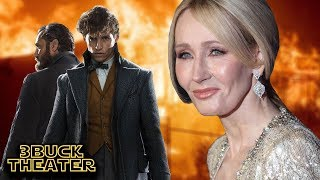 Download J.K. Rowling's terrible writing is ruining FANTASTIC BEASTS Video