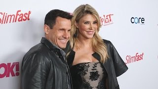 Download EXCLUSIVE: Brandi Glanville Makes Her Red Carpet Debut With Her New Man - They Met on Tinder! Video