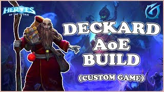 Download Grubby | Heroes of the Storm - Deckard - AoE Build - Custom Game - Tomb of the Spider Queen Video