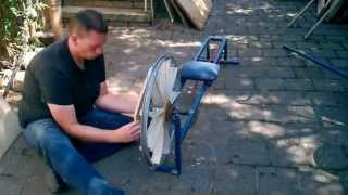 Download Homemade Gym Equipment: Rowing Machine Part 2/2 Video