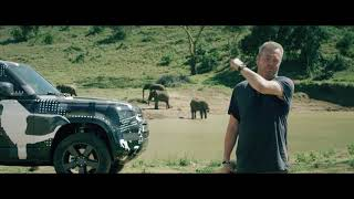 Download New Land Rover DEFENDER – Access all Areas for David Yarrow Wildlife Photographer Video