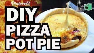Download DIY Pizza Pot Pie, Corinne VS Cooking #13 Video