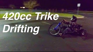Download Drift Trike Drifting and Top Speed Run! Video