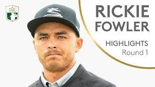 Download Rickie Fowler Highlights | Round 1 | 2018 Aberdeen Standard Investments Scottish Open Video