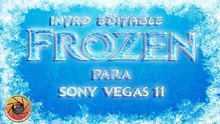 Download Intro Estilo Frozen Editable Para Sony Vegas Pro 11 Video