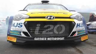 Download Gassner Motorsport Hyundai i20 - R5 Rallye Oberland 2016 - 2017 World Rally Car Video