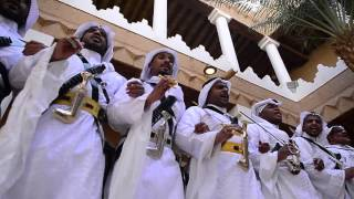 Download Alardah Alnajdiyah, dance, drumming and poetry in Saudi Arabia Video