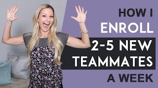 Download How I Enroll 2-5 New Teammates A Week Using The Ultimate Branding Blueprint Video