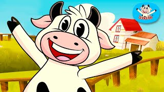 Download LA VACA LOLA canciones infantiles Video