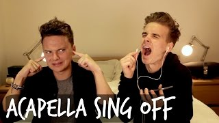 Download ACAPELLA SING OFF WITH CONOR MAYNARD Video