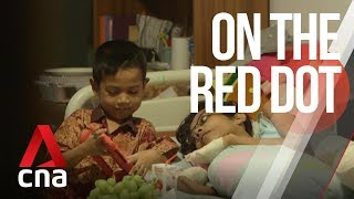 Download CNA | On The Red Dot | S7 E33 - We are family: Fighting for her son, despite living in constant pain Video