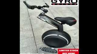 Download Gyromotorz R3 One Wheel Self Balancing bike Electric Scooter, ″Mini-Segway″, ″Hoverboard″ io hawk Video