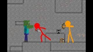 Download Animation vs Minecraft : NOOB FRIEND (FAN MADE) Video