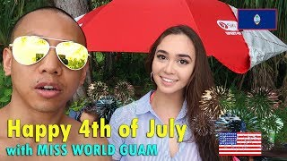 Download HAPPY 4TH OF JULY 2017 feat. MISS WORLD GUAM   July 4th, 2017   Vlog #159 Video