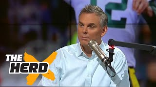 Download Does it matter if Aaron Rodgers is a jerk if he is a great QB? | THE HERD Video
