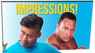 Download GAME OF IMPRESSIONS | What Did I Just HEAR!! Video