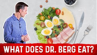 Download What Food Does Dr. Berg Eat? Video