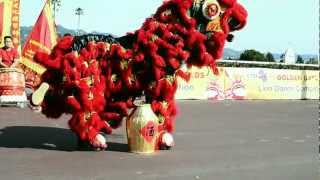 Download Golden Gate Fields KTSF26 1st annual lion dance competition rising phoenix lion dance association Video