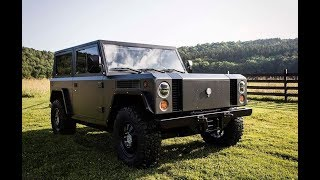 Download 2019 Bollinger B1 Review | Electric Truck SUV Video