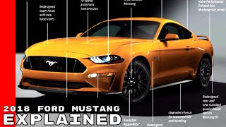 Download 2018 Ford Mustang Explained Video