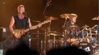 Download The Police - Message in a Bottle 2008 Live Video HD Video