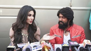 Download KGF Star Yash And Mouni Roy Interview On ITEM SONG | Kolar Gold Fields Video