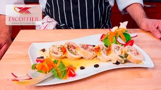 Download How To Make A Chicken Roulade Video