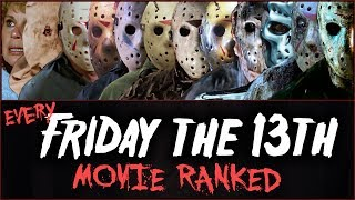 Download Every FRIDAY THE 13th Movie RANKED! Video