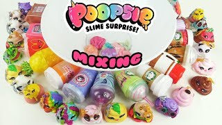 Download Poopsie Slime Surprise MIXING ENTIRE COLLECTION + Unicorn Slime | Toy Caboodle Video