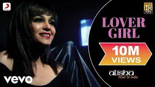 Download Alisha Chinai - Lover Girl Video | Made In India Video