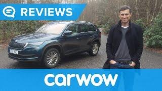 Download Skoda Kodiaq SUV 2018 5 seat review | Mat Watson Reviews Video