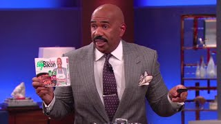 Download Food Fight: Steve vs. Rachael Ray! || STEVE HARVEY Video