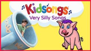 Download Very Silly Songs by Kidsongs | Best Kids Songs Videos, music, nursery rhymes for Kids | PBS Kids Video