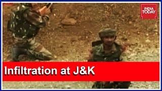 Download Indian Army Foils Massive Infiltration Bid In Jammu & Kashmir Video