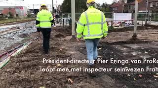Download Op pad met.. Inspecteur Seinwezen Franka Video