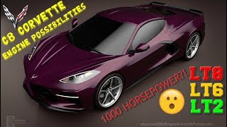 Download C8 Corvette ENGINE information leaked?! GM admits the car is COMING on multiple occasions!! Video