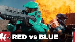 Download Season 14, Episode 8 - The #1 Movie in the Galaxy: 3 | Red vs. Blue Video