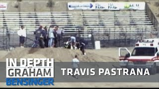 Download Travis Pastrana: I nearly bled out after crash Video