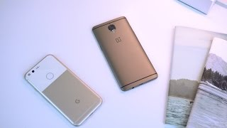 Download OnePlus 3T vs. Google Pixel Video