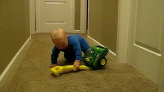Download A Frustrated Baby Video