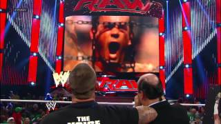 Download A special look at CM Punk's year long WWE Title reign: Raw, Nov. 19, 2012 Video