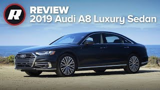 Download 2019 Audi A8 L Review: Luxury through technology Video