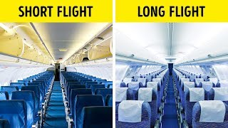Download That's Why Airplane Seats Are Almost Always Blue Video