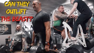 Download Deadlifts & Back with Paddy McGuinness and Martyn Ford Video