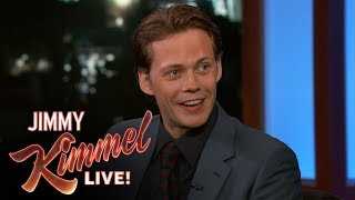 Download Bill Skarsgård on Playing Pennywise the Clown Video