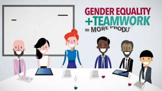 Download Gender diversity: a competitive advantage for companies Video