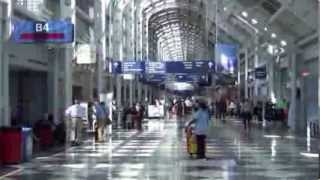 Download A Tour of Chicago O'Hare International Airport's Terminals 1, 2, and 3, August and September 2013 Video